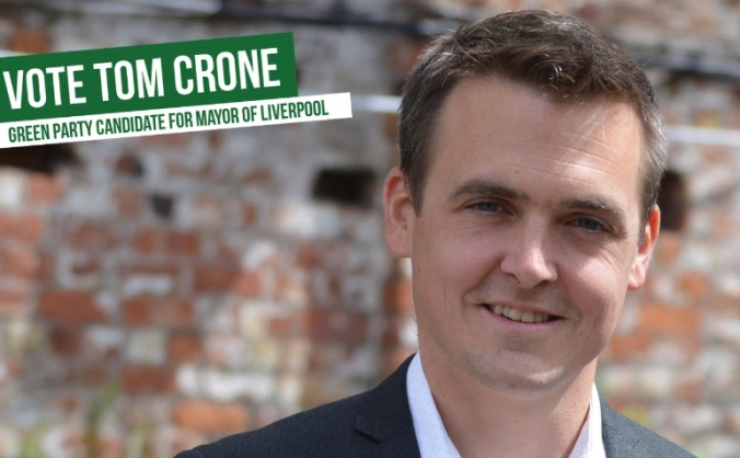 Tom Crone for Mayor of Liverpool