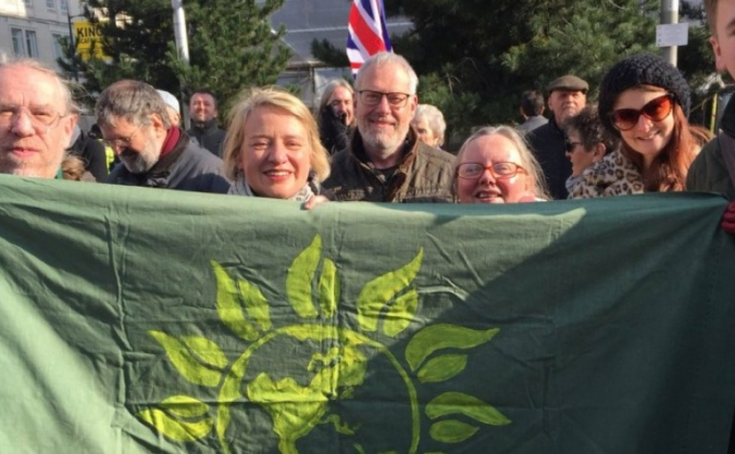 Sefton 2018 Green Party Local Election Fund