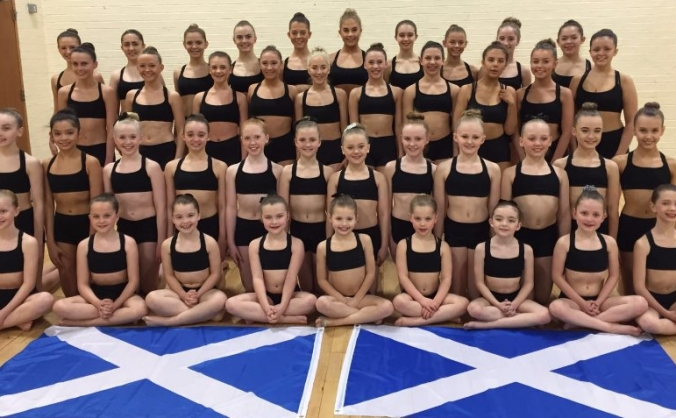 EDA PG, Team Scotland, Dance World Cup