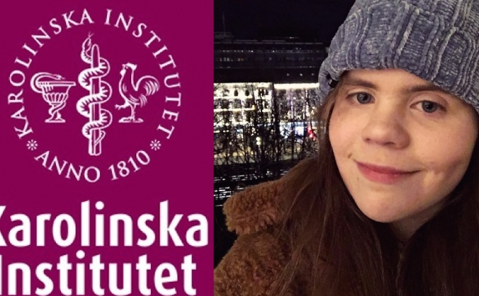 Help Emma study Health Informatics(MSc) in Sweden!
