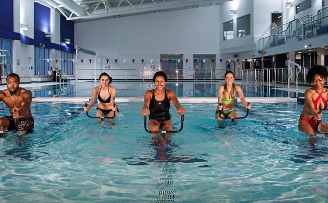 Aqua Fit Cycling