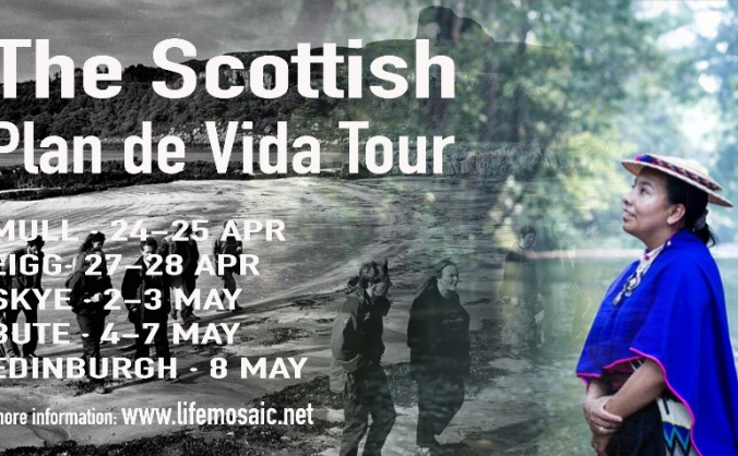 The Scottish Plan De Vida Tour