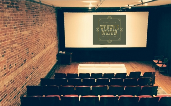 Help create an Arts venue within Warwick Bazaar