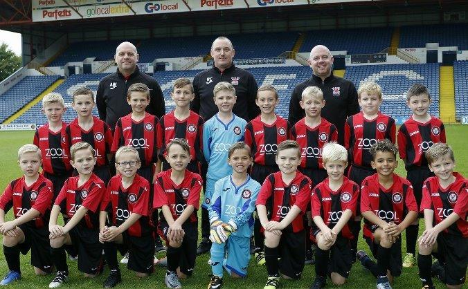 Hazel Grove United  Junior Football Club Under 9s