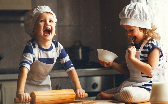 Little Bakers Box - Teaching Children How to Bake!