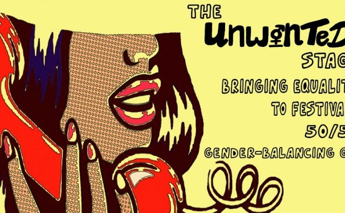 The Unwonted Stage 2018: Music Gender Justice