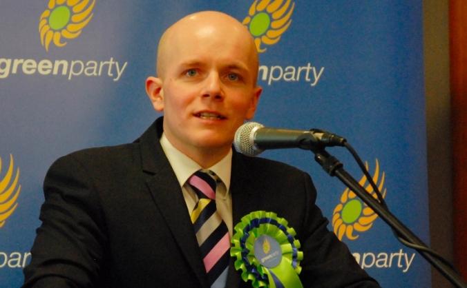 Make Ross Brown Belfast's first Green MLA!