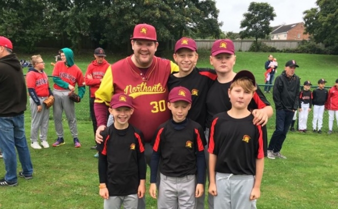 Northants Baseball Club needs your help.