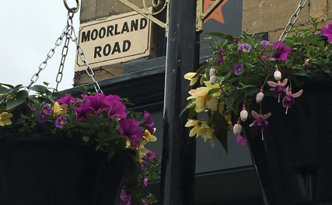 Moorland Road Flowers 2018