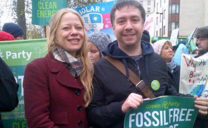 Green Party's Havering & Redbridge 2016 campaign