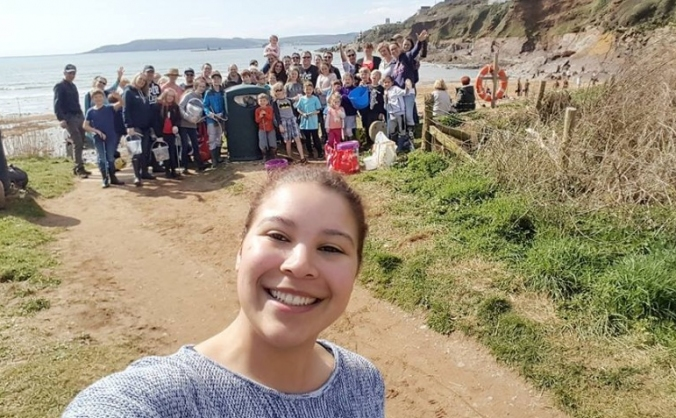 Plymouth Beach Clean Volunteers - Equipment Fund