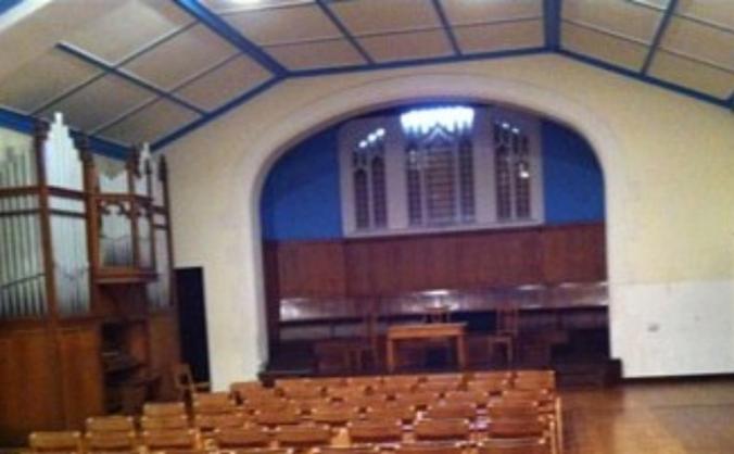 Save faith space + create music school, Redcliffe