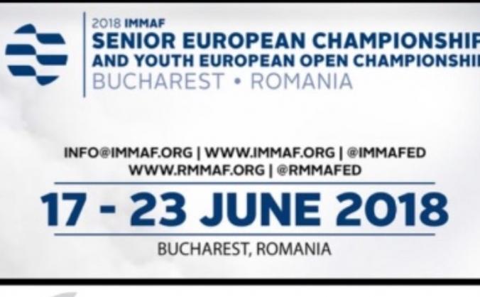 Elliots IMMAF Romania trip funder