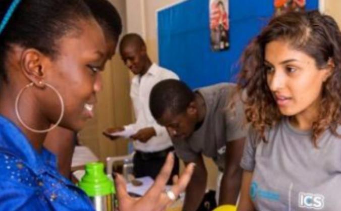 Help Ghana, Uganda & Zambia develop!