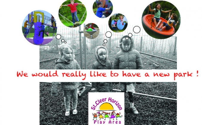 St Cleer play area