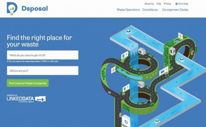 Dsposal - Find the right place for your waste