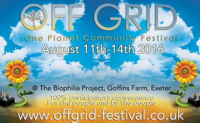 Off Grid Festival 2016