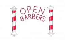 Open Barbers