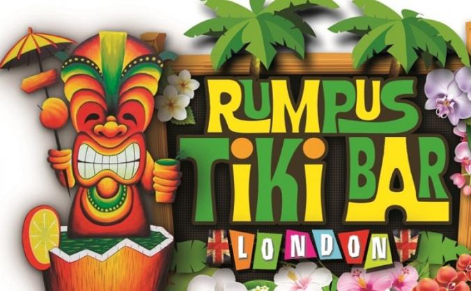 Rumpus Tiki cocktail bar