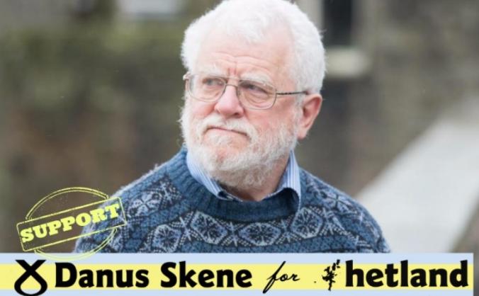 Fighting Fund in Support of Danus Skene
