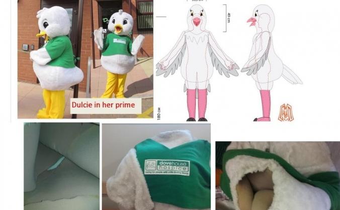 Dulcie the Dove