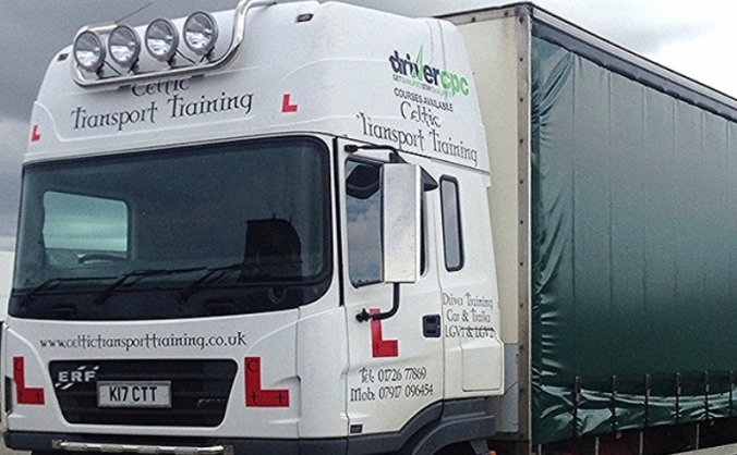HGV Licence Project - Get Me Back to Work