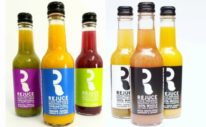 Rejuce - Beautiful juices from ugly fruit & veg!