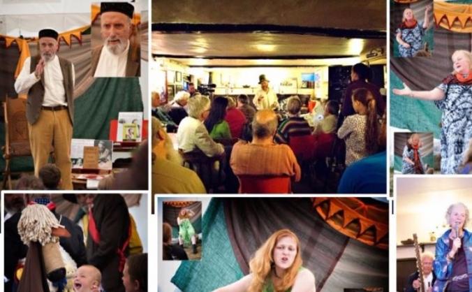 The East Anglian Storytelling Festival 2018