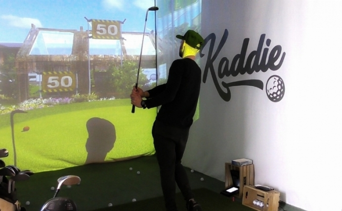 Kaddie Sports | UK's Largest Indoor Golf Academy