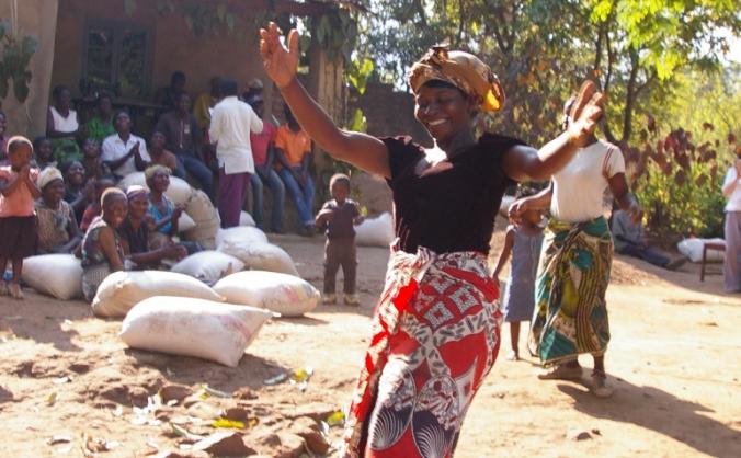 Makwawa Malawi, Africa