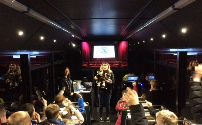 Cinema Bus - Disability, Bullying and Hate Crime