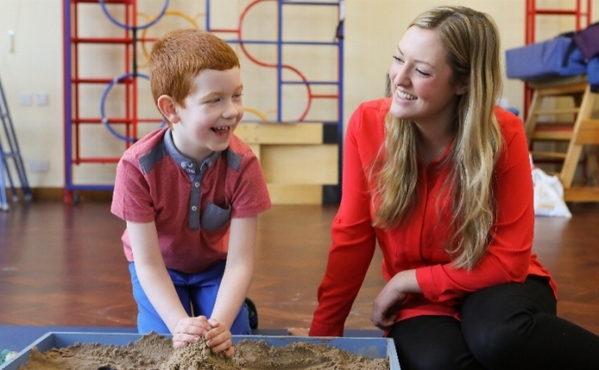 Creative Arts Therapy for Traumatised Children
