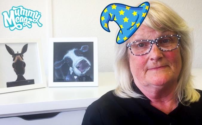 Mummy Meagz - a vegan pensioner's dream!