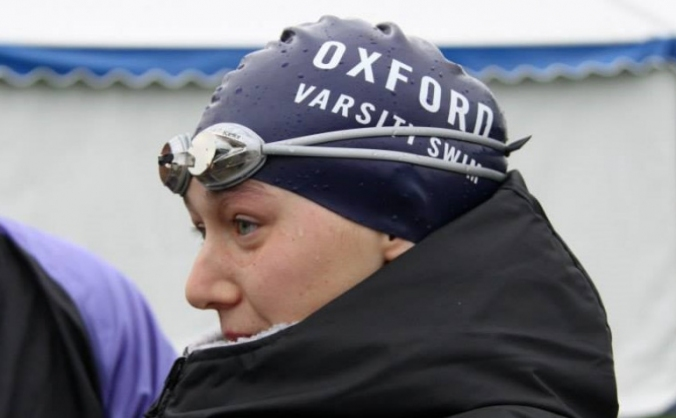 Varsity Channel Relay Swim - Oxford