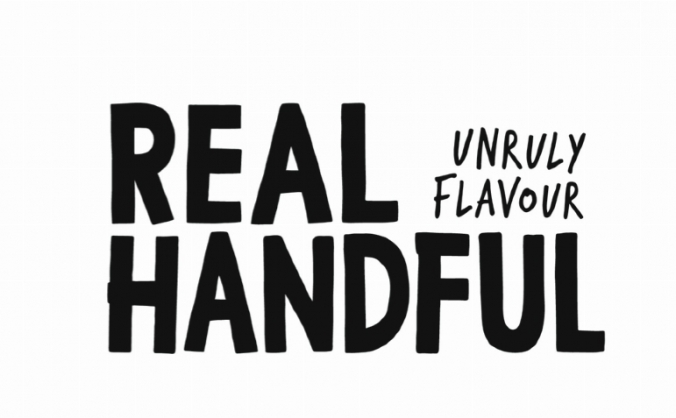 Real Handful: Unruly Snacking Goes #VOOM