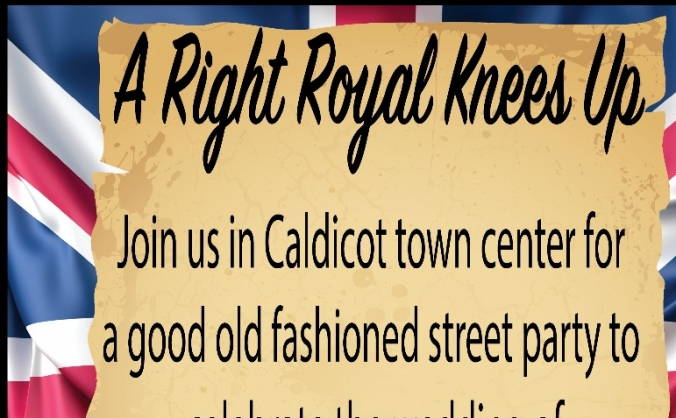 A Right Royal Knees Up