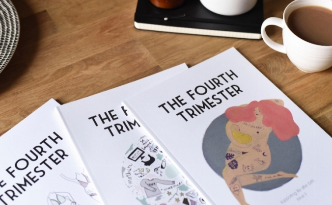 The Fourth Trimester magazine