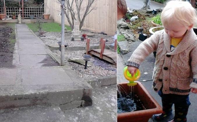 CosyCare childrens garden