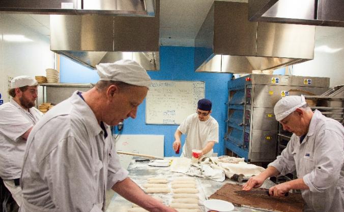 Freedom Bakery: Operation Breakout