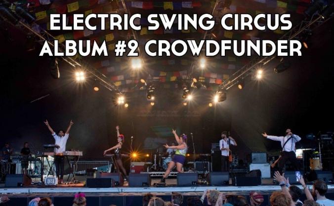 Electric Swing Circus - Album number 2!