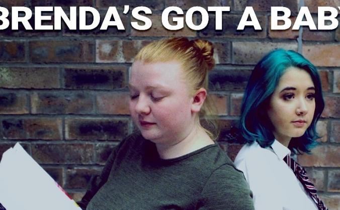 Brenda's Got a Baby goes to the Edinburgh Fringe!