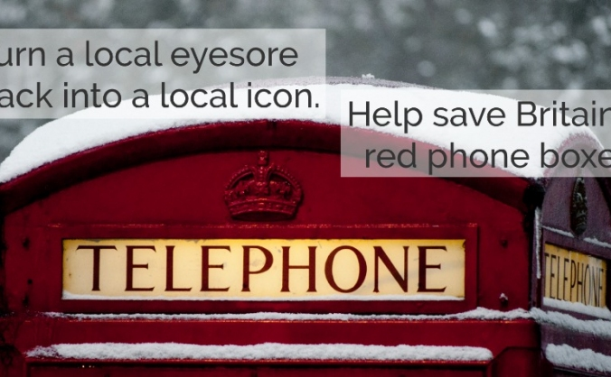 Preserve Liverpool's Iconic Red Phone Box