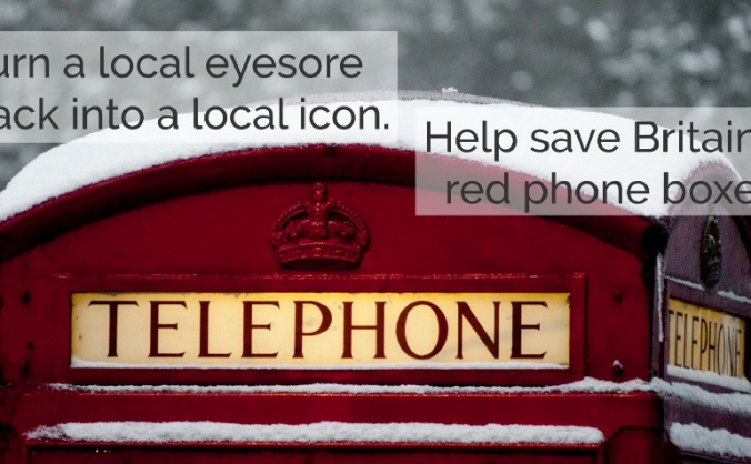 Preserve Greenwich's Iconic Red Phone Box