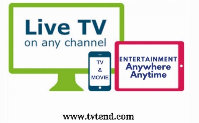 TV TEND - World TV, Movie,  Entertainment anywhere