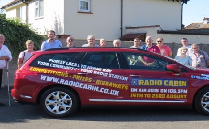 Radio Cabin Fm Broadcast