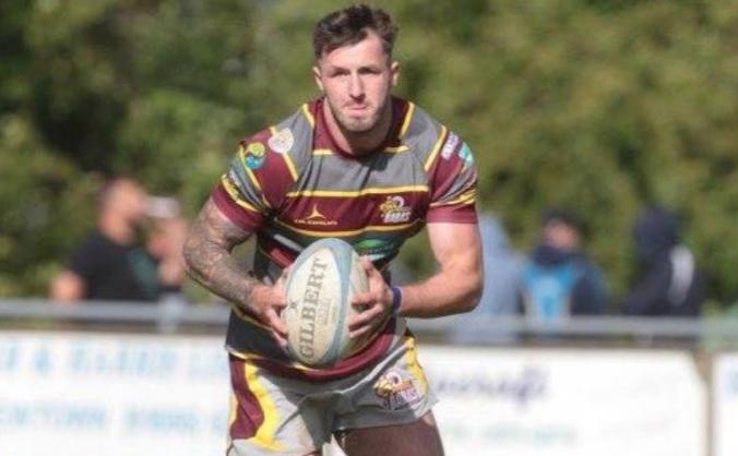 Mo Bro Rugby - John Lumb