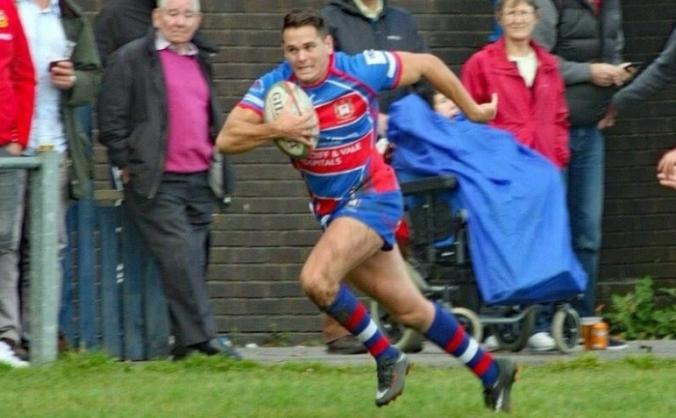 Mo Bro Rugby - Rhys Lloyd
