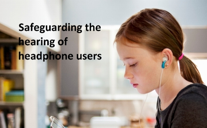 Safeguarding the hearing of headphone users