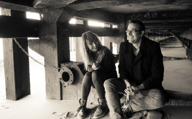 Lyric Music - Claire and Chris are recording Grieg