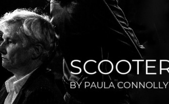 Scooter by Paula Connolly